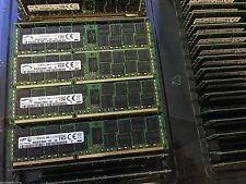 Samsung 16GB x1 PC3L-12800R DDR3 1600MHz ECC REG Server Memory M393B2G70BH0-YK0