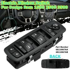 Driver Side Master Electric Window Switch For Dodge Ram 1500 2500 3500 2015-2016
