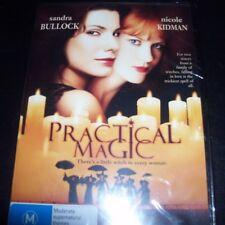 Practical Magic (Sandra Bullock Nicole Kidman) (Australia Region 4) DVD – New