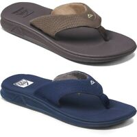 Reef Reef Rover Men Toe Separator | Toe Gripper | Flip flops | Leather - NEW