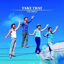 Take That - The Circus NEW CD