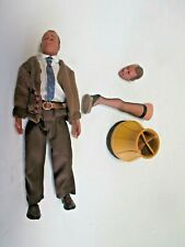 """7"""" scale cloth outfit Old Man (loose near complete) A Christmas Story (2017)NECA"""