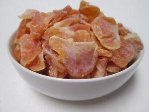 Dried Mandarin Orange Chunks ( Tangerines ), 2.2 lb greenbulk