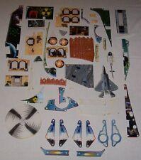 Stern 24 Pinball Machine Plastic Set 803-5000-A7 NOS! Free Shipping!