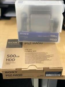 SONY HARD DISK DRIVE 500GB