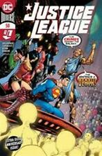 JUSTICE LEAGUE #50 DC COMICS NEAR MINT 8/5/20