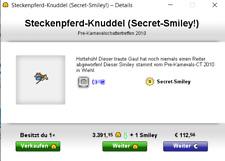 Knuddels.de Smileys Steckenpferd-Knuddel
