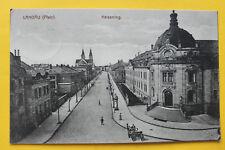 AK Landau Pfalz 1925 Kaiserring Straßenansicht Häuser Gebäude Architektur ++ RP3