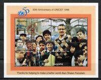 Guyana Stamps # 3027 XF OG NH S/S