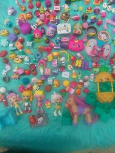 Shopkins Happy Places Shoppies Mini Doll Lot Huge 150+