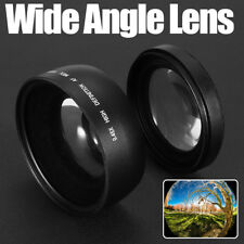 AU 58mm 0.45X Super Wide Angle Len For Canon EOS 500/1000/1100D Rebel T1i T2i T3