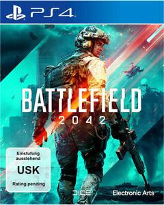 Battlefield 2042 PS4   Versand und Version aus Deutschland