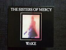 SISTERS OF MERCY WAKE DVD GATEFOLD PACK RARE