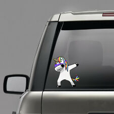 New Lovely Unicorn Car Sticker Styling Cartoon Decals Vinyl Waterproof Funny