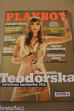 Playboy 11/2005 Gina Torres, Michaela Zemanova, Claire Forlani, B.Borges