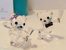 "SWAROVSKI 2015` KRIS BEAR  "" LET'S CELEBRATE "" ,  #5063325    BNIB"