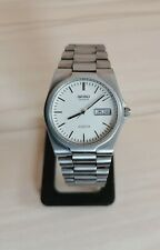 SEIKO MAJESTA (TWIN) QUARTZ 9063-6040 JDM TITANIUM 1984 MEN'S EXCELLENT WATCH