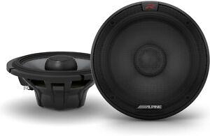 """Alpine R-S65.2 R-Series 6-1/2"""" 2-way car speakers"""