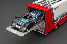 Exoto 43 / Martini Porsche Racing Car Transporter / 1:43 / #EXO00014GS1