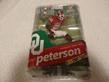 McFarlane College Football Series 3 Adrian Peterson Silver Variant #685/750 NFL