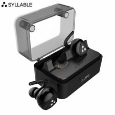 SYLLABLE D900 Mini Wireless Bluetooth Earphone Earphone Earbuds Charging Box