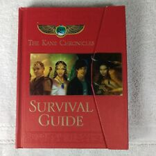 The Kane Chronicles Survival Guide by Rick Riordan (2012, HC)