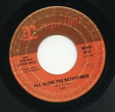 Jimi Hendrix Experience All Along Watchtower / Burning Lamp Canada 45RPM VG-