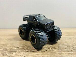 Blackout Black Out Team Hot Wheels Monster Jam 2015 Rare Car Truck 1:64