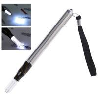 1x LED Light Makeup Manual Tattoo Pen Microblading Permanent Eyebrow Tool M MW