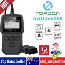 Car Vehicle Auto Diagnostic Scanner OBD2 EOBD OBDII Scan Tool Fault Code Reader