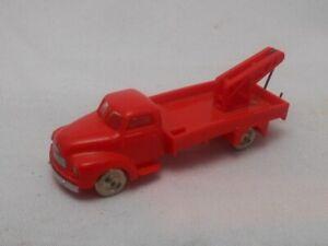 Vintage Lego HO 1:87 Bedford Wrecker Tow Truck Metal Wheels