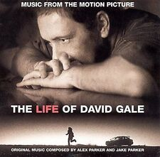 The Life of David Gale: Music From The Motion Picture (CD) New & Mint Condition!