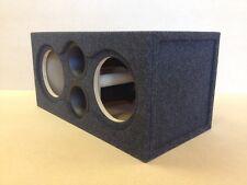 "Custom Ported Sub Box Enclosure for 2 10"" Sundown Audio SA10 SA-10 Subs (35 Hz)"
