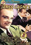 Blood on the Sun/Time of Your Life (DVD, 2006) James Cagney   Brand New
