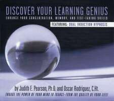 Discover Your Learning Genius: Enhance Your Concentration (CD)