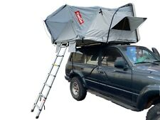 Takao XL White Hardshell Roof Top Camp Tent For Cars Trucks SUVs Jeep 5 Person