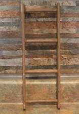 Small wooden ladder NEW Merchandise Round Rungs 431