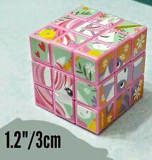 "Cube puzzle brain teaser game unicorn horse fairy tale fantasy 1.2""/3cm. NEW"