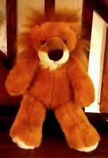 "©2005 Nanco Animaland ""Lion"" Plush Stuffed Animal"