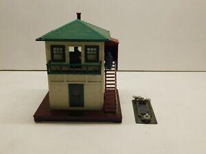 Lionel Postwar No. 445 Lighted Switch Tower