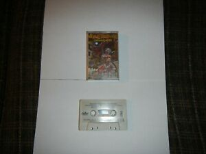 Iron Maiden - Somewhere In Time Cassette Canada 1986 XDR Heavy Metal RARE