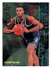 Mark Davis 1996 Fleer Minnesota Timberwolves NBA Insert Basketball Rookie Card
