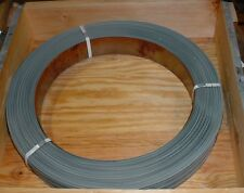 """1 CL 5/8""""  Galvanized Steel Strapping 2000'+Oscillating Roll .020"""