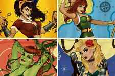 DC Bombshells #32 Sexy Pin-Up Variant Covers Lot of All 21 Covers New 52 2014