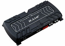POWER ACOUSTIK BAMF1-8000D MONOBLOCK 8000 WATT CLASS D AMPLIFIER MONO CAR AMP