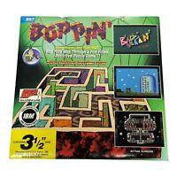 VTG NOS Boppin 3.5 Floppy Disk IBM DOS VGA Shareware Software Game Wiz Tech 1993