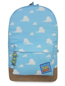 *NEW Disney Pixar Toy Story Andy's Room Clouds Backpack Disney Store
