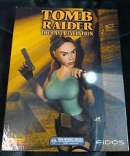 Tomb Raider IV 4 the Last Revelation (Bigbox) PC CD-ROM ✰ nuevo con embalaje original ✰