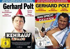 2 DVDs * GERHARD POLT - 2 FILME - KLASSIKER SET u.a. Kehraus # NEU OVP %