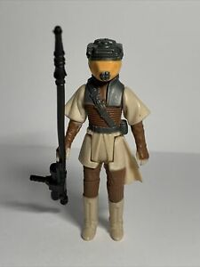 Princess Leia in Boushh Disguise + Weapon - Vintage Star Wars (1983), Taiwan